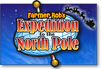 Farmer Robs Expedition to the North Pole